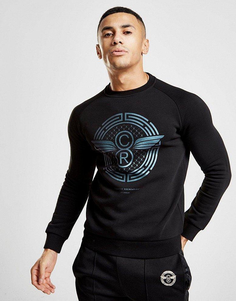 SALE, SAVE 40% - Creative Recreation Irrid Crew Sweatshirt