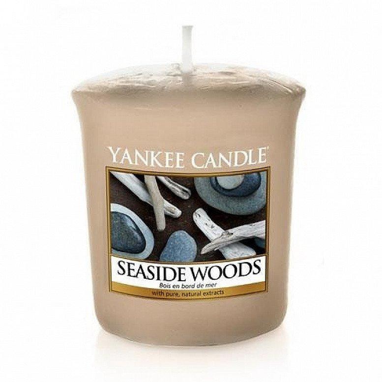 10% off Yankee Candles - Yankee Candle Seaside Woods Sampler