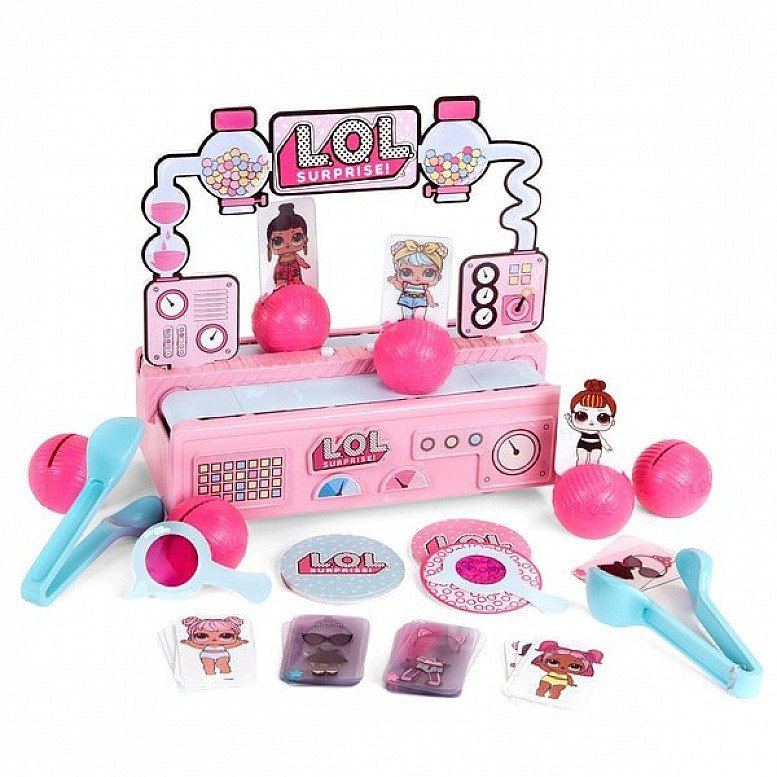 Easter Offer, 10% off Everything - L.O.L. SURPRISE: FACTORY FUN GAME