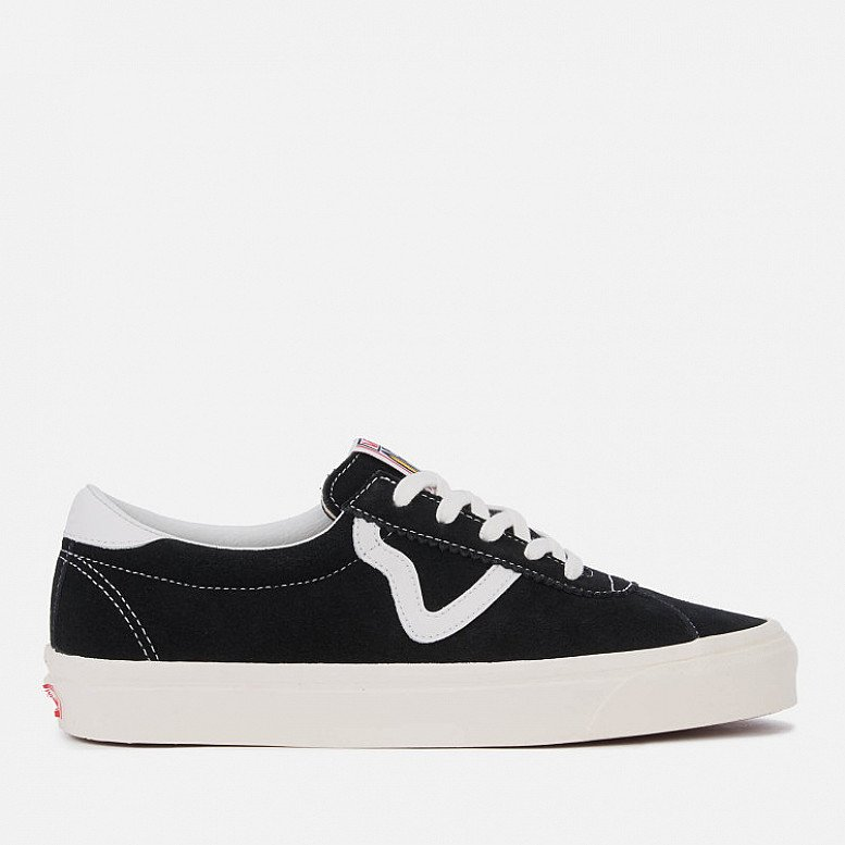 10% off for new customers - Vans Men's Anaheim Style 73 DX Trainers - OG Black/Suede