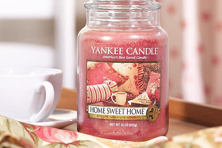 10% off Yankee Candles - Yankee Candle Home Sweet Home Large Jar!