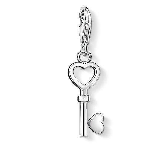 10% off Thomas Sabo Jewellery - Thomas Sabo Charm Key Silver