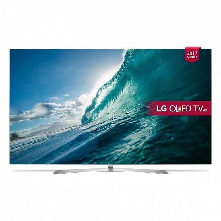 "FLASH SALE - LG OLED55B7V 55"" 4K OLED Ultra HD HDR Smart TV Read (368) reviews"