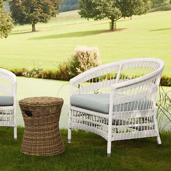 Receive 10% off Garden Furniture Sets - Pair of Marietta Armchairs
