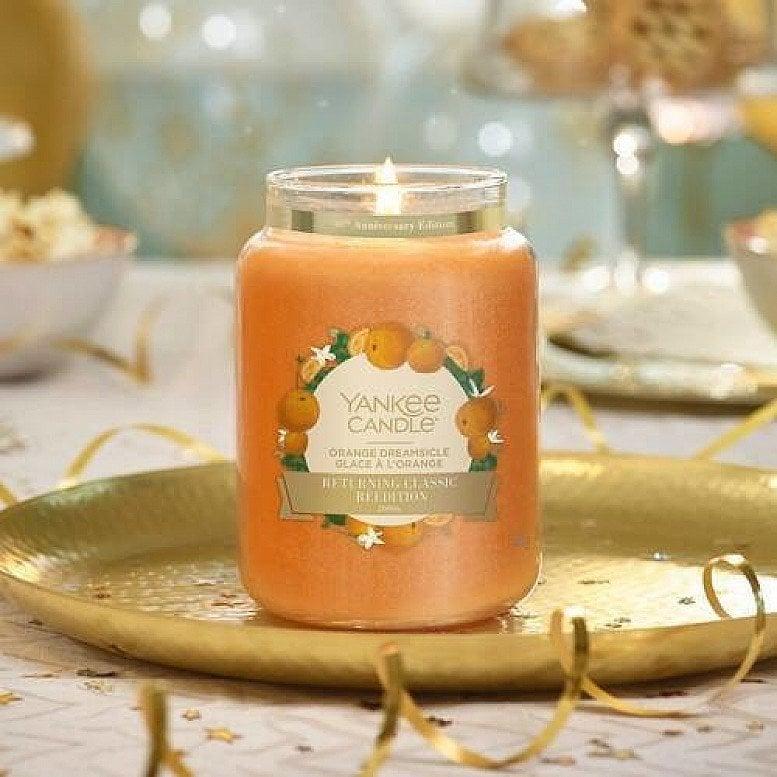 15% off Yankee Candle - Yankee Candle Orange Dreamsicle Large Jar