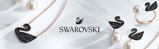 Elegant Swarovski Jewellery and Accessories exclusively up to 40% off plus Extra 15% off code!