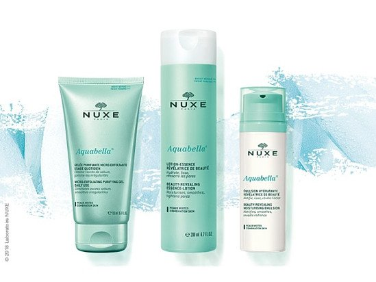 Nourishing beauty products from NUXE with extra 25% OFF!