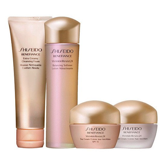 Sophisticated Skincare from SHISEIDO WITH 35% OFF!