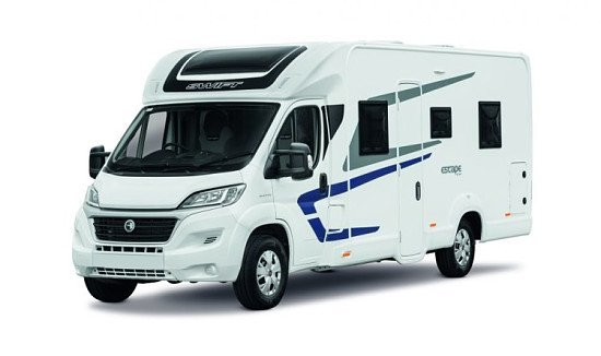 Late Deal - 4 Berth Motorhome Hire - 6 to 10 June - Usual Price £504 - NOW £425.00