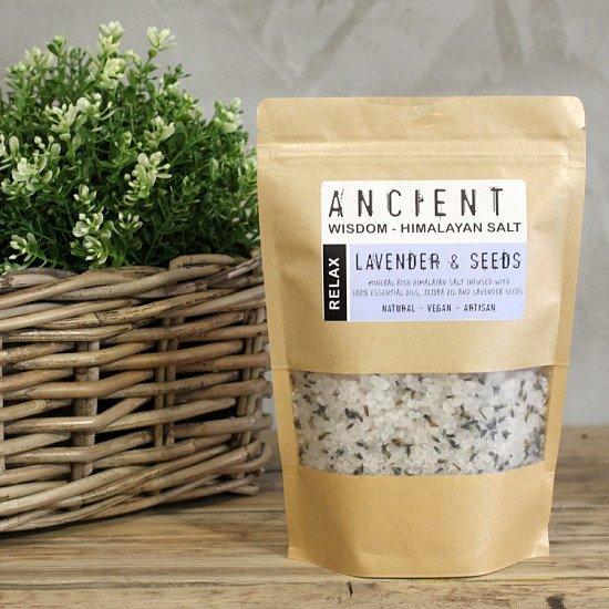 Save 50% on Himalayan Bath Salt Blend 500g - Relax