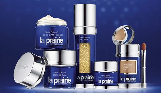 Use the code LPR15 and get 15% OFF on LA PRAIRIE SKINCARE!