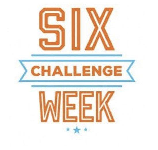 6 Week depression challenge.