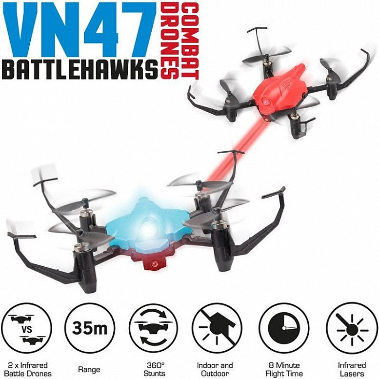 SAVE £15 - VN47 Battlehawks Combat Drones!