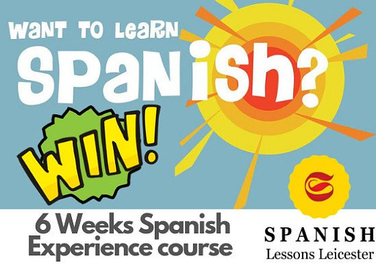 💥Win this Amazing Spanish Experience Course!!!💥