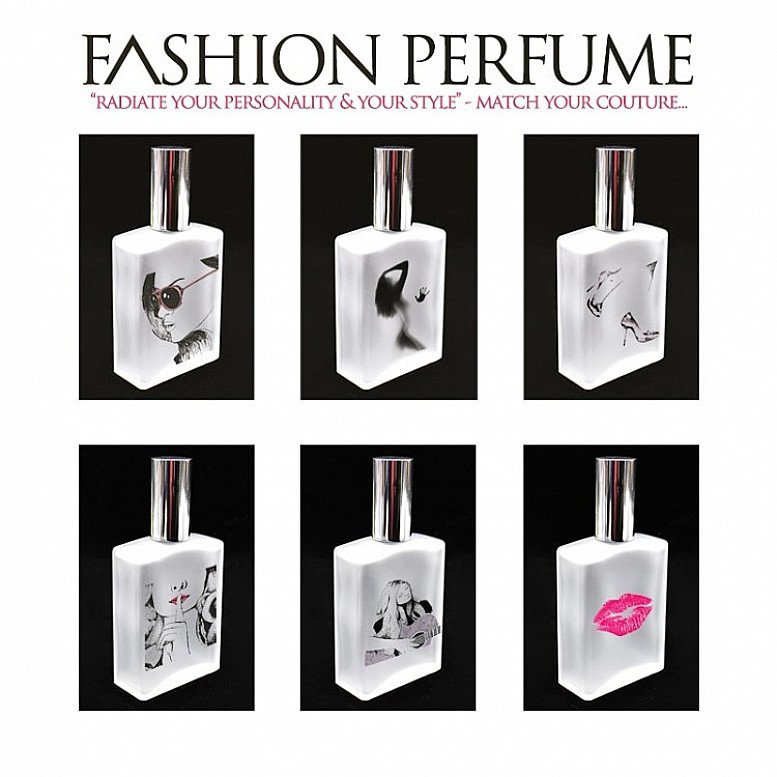 Free Travel Perfume in Frosted Glass & Body Soufflé if you pre-order now!