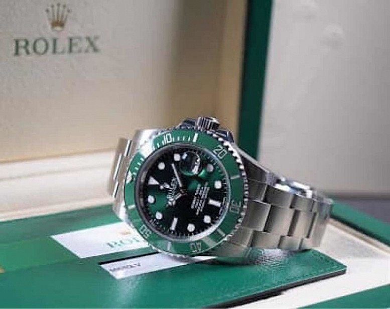 Win A Rolex Submariner - Sign Up To Our Newsletter