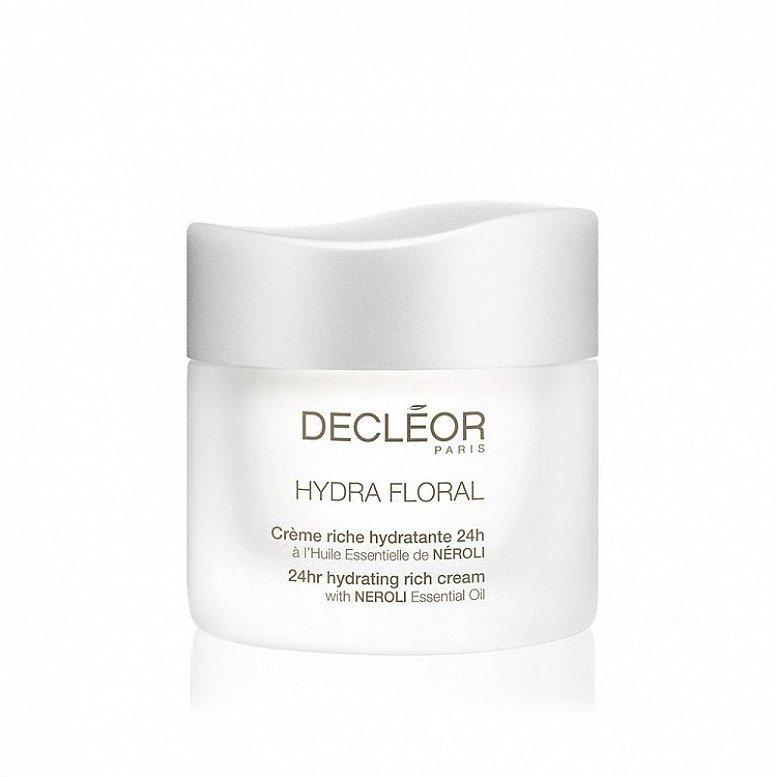 Decléor Sale - Hydra Floral 24Hr Hydrating Rich Cream 50ml