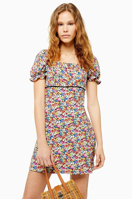THE PALERMO DRESS £29 | Disty Floral