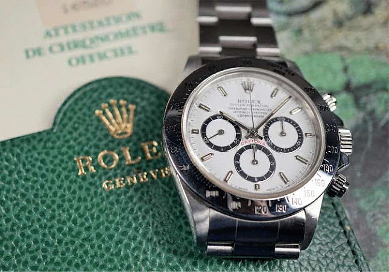Win A Rolex Daytona - Only 1000 Tickets Available - Mint Watch/Box/Papers