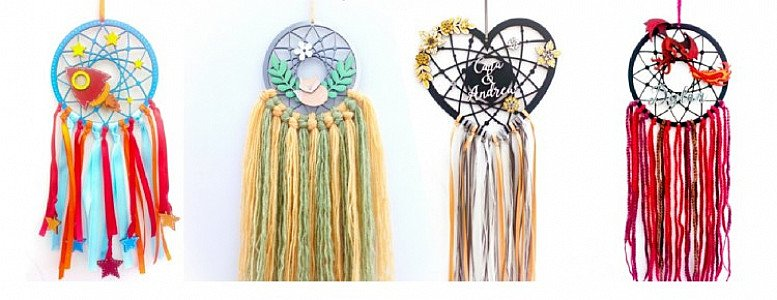 WIN A PERSONALISED DREAM CATCHER