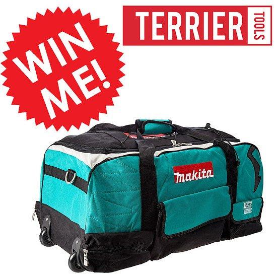 Makita LXT600 Wheeled Tool Bag