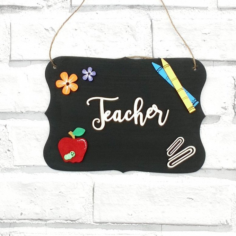 Save 30% on this Teacher Gift, Only ONE Available!!