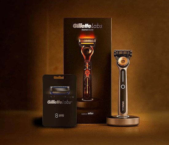 Launching the world's first Heated Razor by Gillette | Pre Order Now Limited Numbers