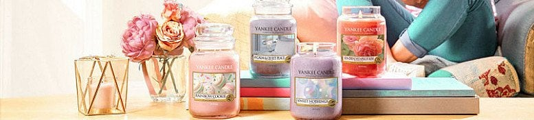 Get 10% off your first order at Candles Direct