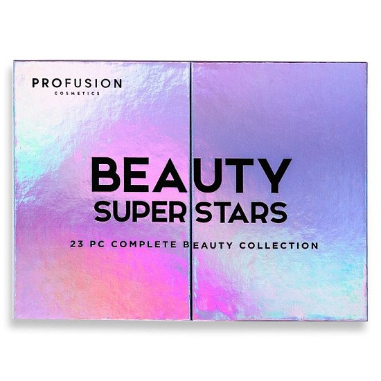 Get a FREE Profusion Cosmetics Beauty Superstars Pro Palette
