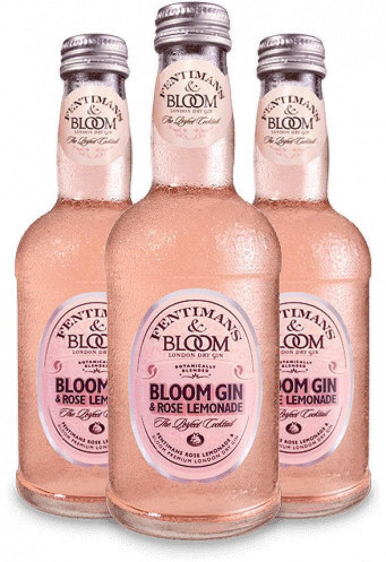 SAVE over £6.00 on Fentimans & Bloom Gin and Rose Lemonade!