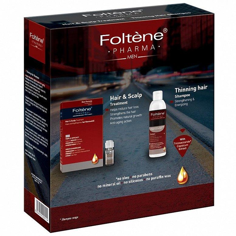 SALE - Anti-Hair Loss Solutions for Men Hair & Scalp Treatment Kit for Men!