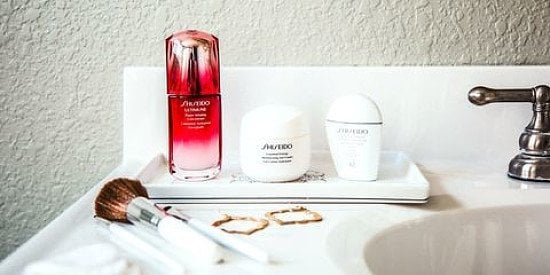 Save an Extra 17% off RRP on Best Selling Japanese Skincare Brand – Shiseido!