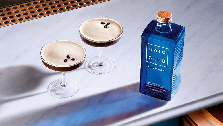 Get £5.00 off Haig Club Single Grain Scotch Whisky!