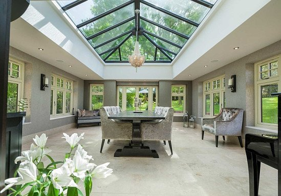 Save 25% on any Conservatory or Orangery from Extra WIndows