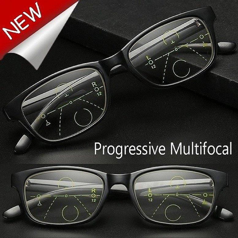 Multi-Focal  Reading Glasses   40% OFF for Snizl members