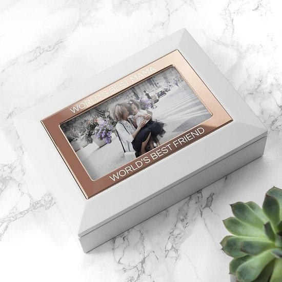 Get 10% off this Personalised Jewellery Box