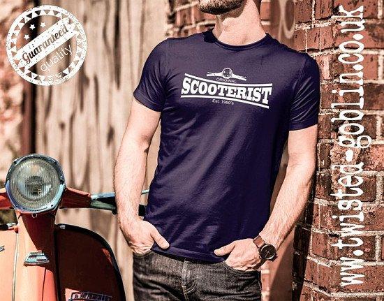 Scooterist T-shirts