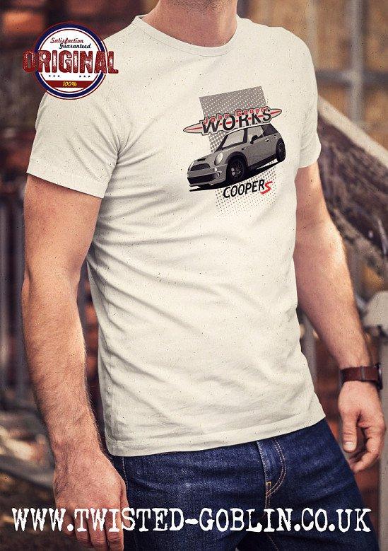 New Mini T-shirt designs