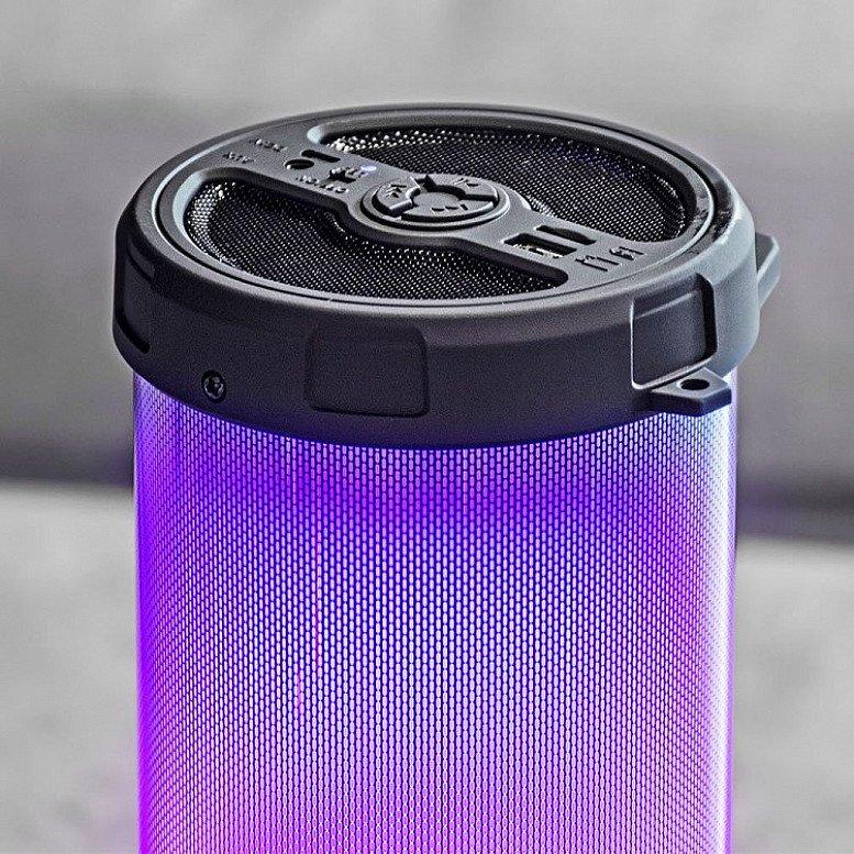 Cyclone LED Bluetooth Speaker - just £30!