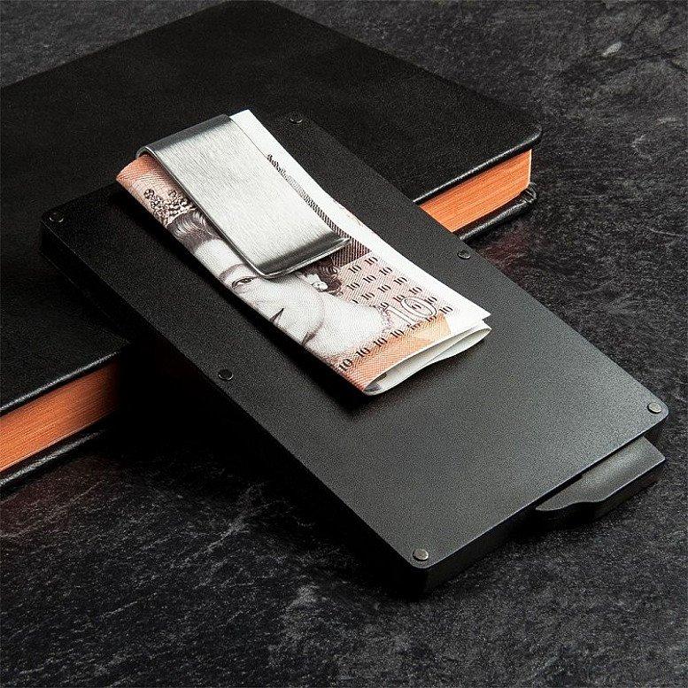 RFID Metal Wallet - Just £7!