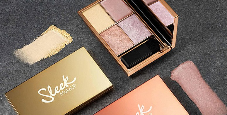 3 for 2 on Sleek MakeUP with code 3FOR2SLEEK!