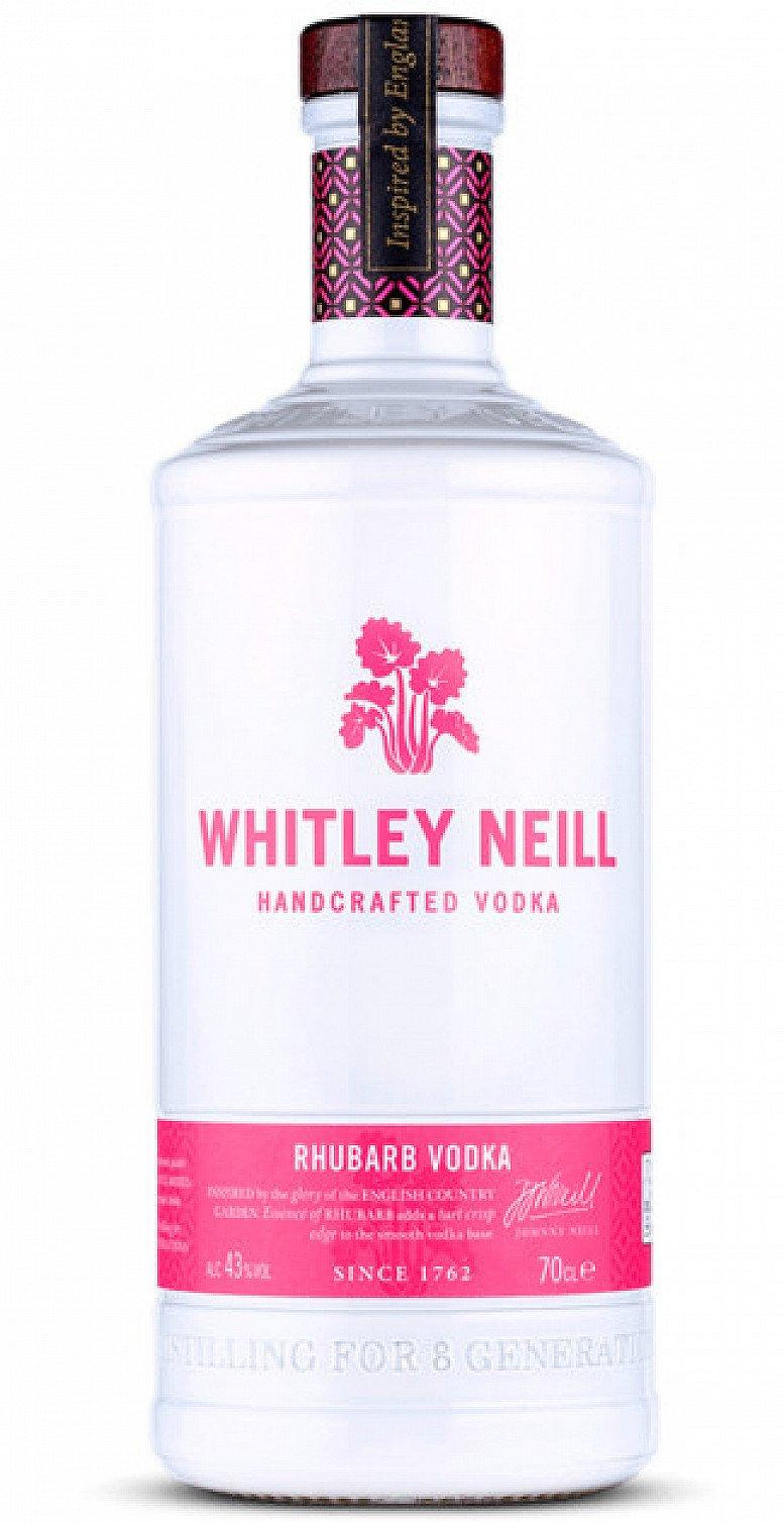 Save on Whitley Neill Rhubarb Vodka!