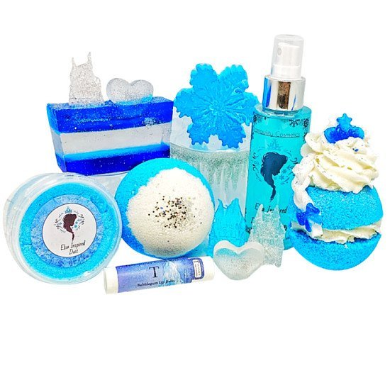 Princess of the Month Bathing Gift Box
