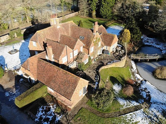 Estate Agents - Drone photography can get your listed properties sold faster
