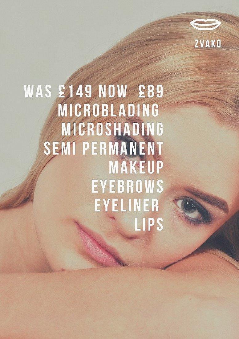 Microblading & Semi permanent Make up