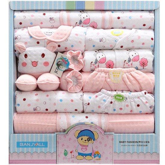 18 piece newborn baby set