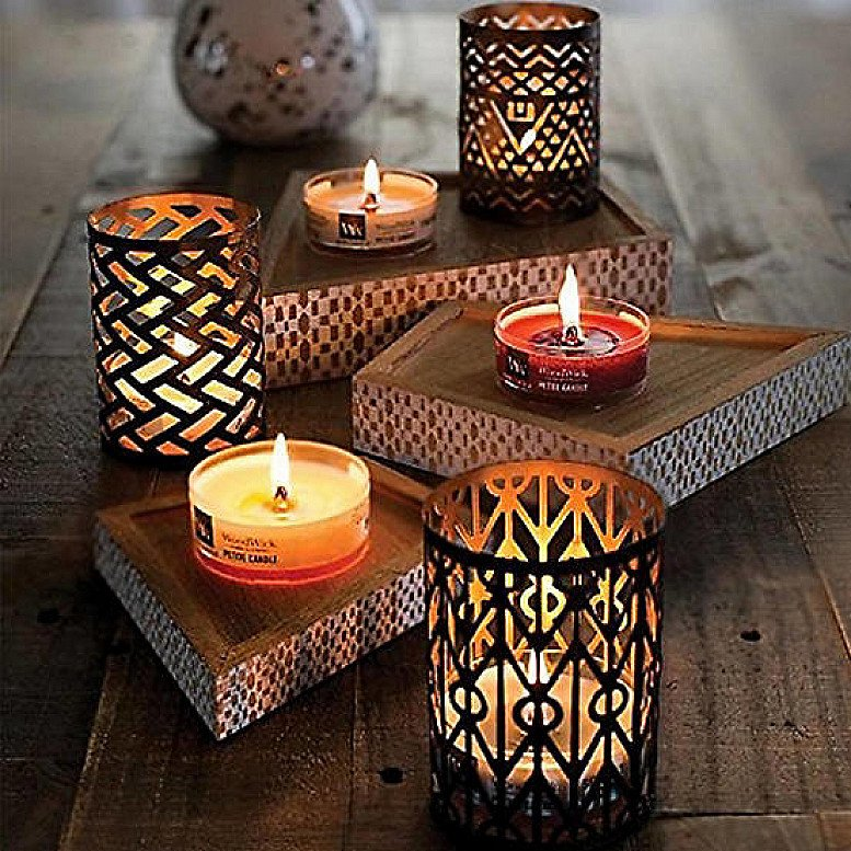Buy 2 WoodWick Petite Candles Get 2 Free!