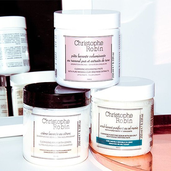 Renowned HairCare from Christophe Robin sales up to 25% OFF!