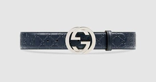 Fashion statement with timeless GUCCI Belts!