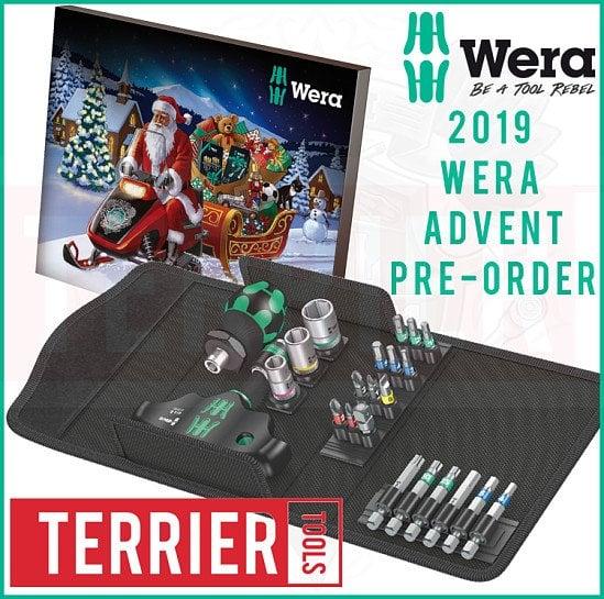 Wera 2019 Advent Calendar - Limited Edition